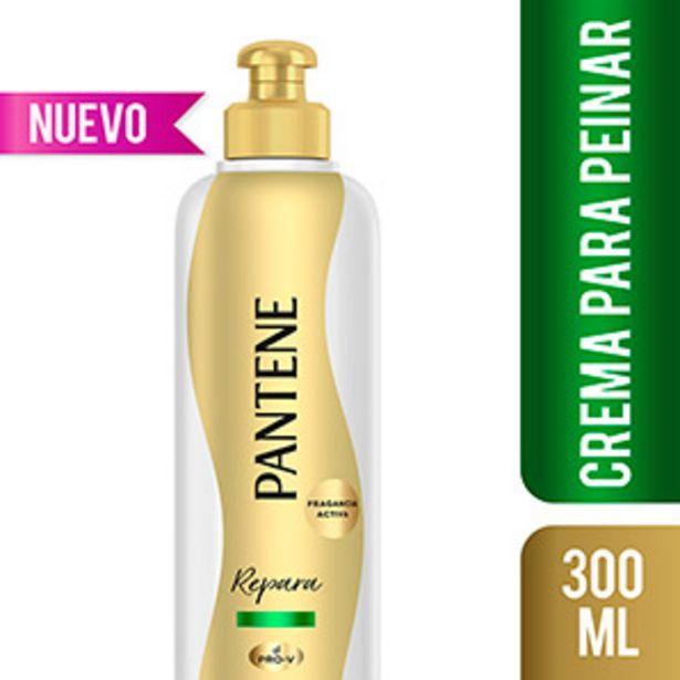 Oferta de Crema Para Peinar Restauración Pantene Pro-V - Frasco 300 ML por S/ 16,5