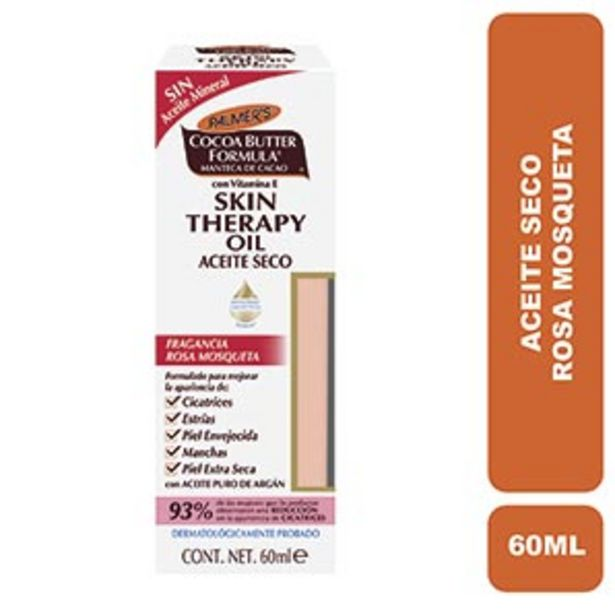 Oferta de Aceite Seco para la Piel Palmer's Skin Therapy - Frasco 60 ML por S/ 49,9