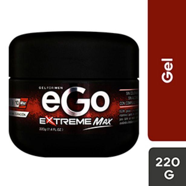 Oferta de Gel Ego For Men Extreme Max - Pote 220 G por S/ 8,9