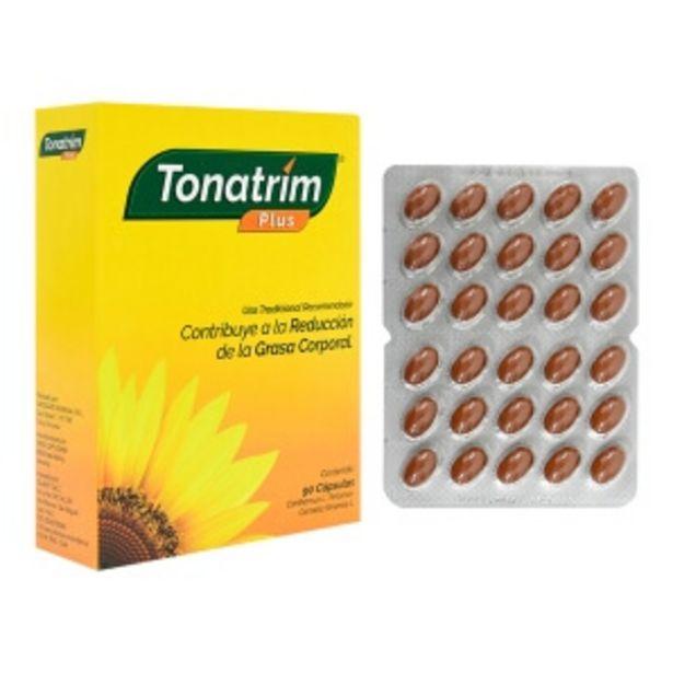 Oferta de Tonatrin Plus Cápsula por S/ 83,7