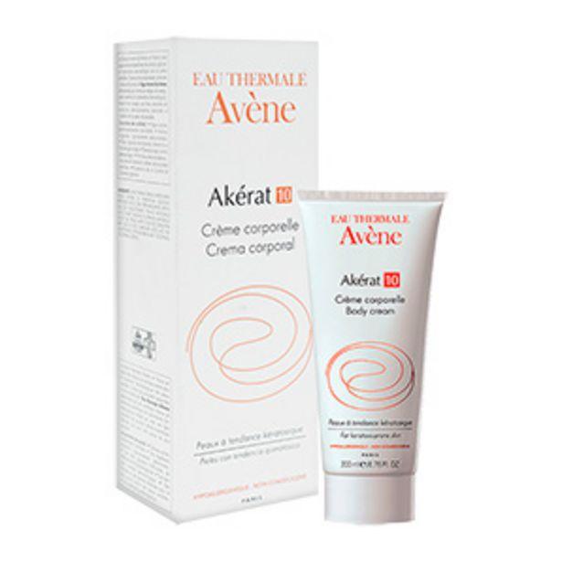 Oferta de Crema Corporal Avène Akérat por S/ 168,5