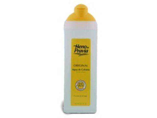 Oferta de Agua de Colonia Heno de Pravia - Frasco 750 ML por S/ 33,4