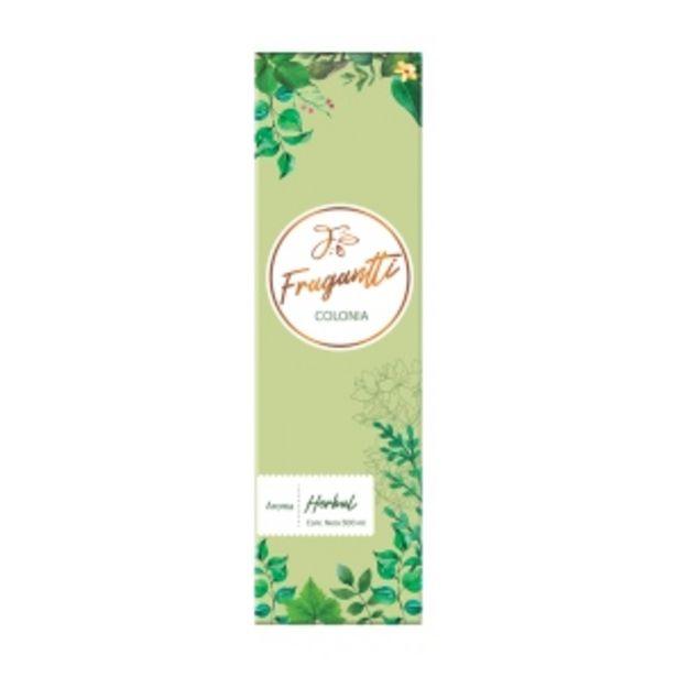 Oferta de Colonia Fragantti Herbal - Frasco 500 ML por S/ 10,9