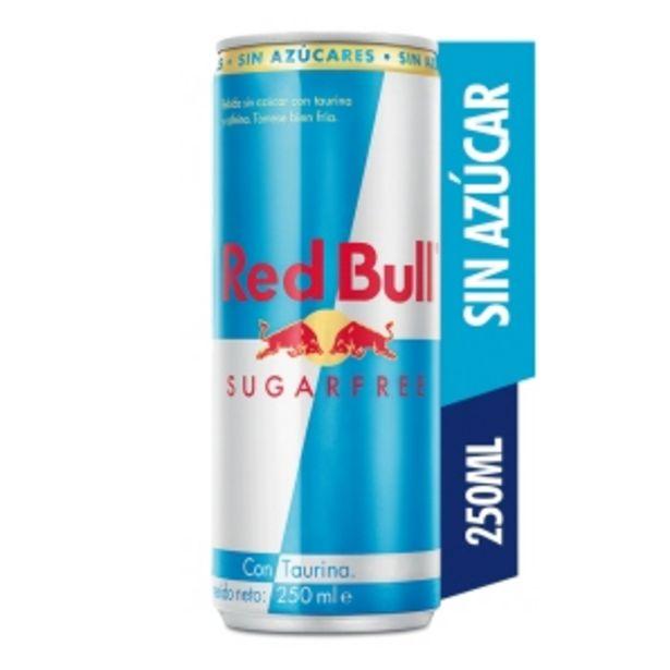 Oferta de Red Bull Sugar Free - Frasco 250 ML por S/ 7,5
