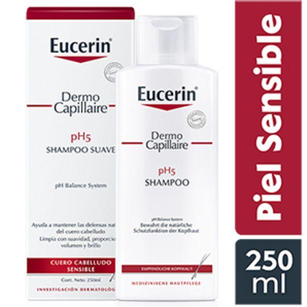 Oferta de Shampoo Eucerin pH5 - Frasco 250 ML por S/ 79,9