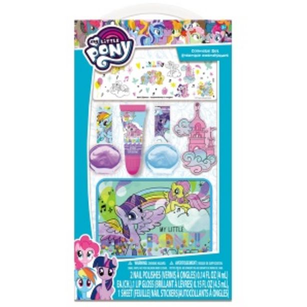 Oferta de Set de Belleza My Little Pony - Estuche 5 UN por S/ 29,9