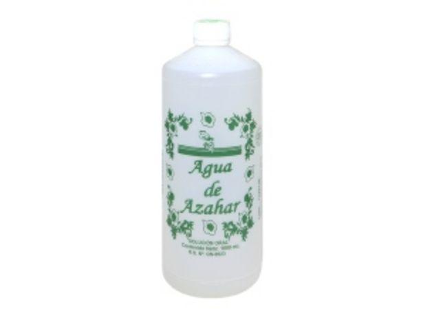 Oferta de Agua de Azahar Solución - Frasco 1 L por S/ 5