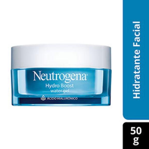 Oferta de Gel Hidratante Facial Hydro Boost Neutrogena - Pote 50 G por S/ 31,4