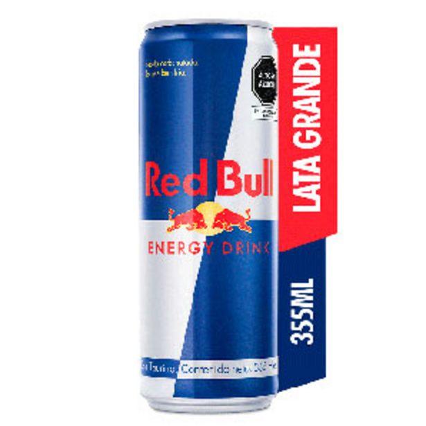 Oferta de Energizante Red Bull - Lata 355 ML por S/ 11,4