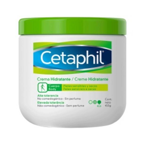 Oferta de Crema Hidratante Cetaphil Piel Sensible - Pote 453 G por S/ 92,6