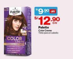 Oferta de Palette Color Creme  por S/ 12,9