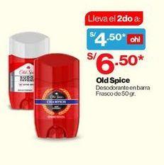 Oferta de Desodorante En Barra Old Spice Champion por S/ 6,5