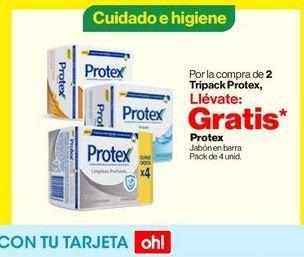 Oferta de Tripack Protex  por