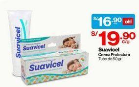 Oferta de Crema Protectora Suavicel para Bebé por S/ 16,9