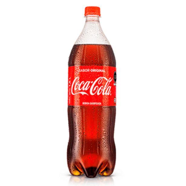 Oferta de COCA COLA 1.5 L por S/ 10