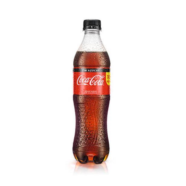 Oferta de Coca Cola Sin Azúcar 500 ml por S/ 3,9