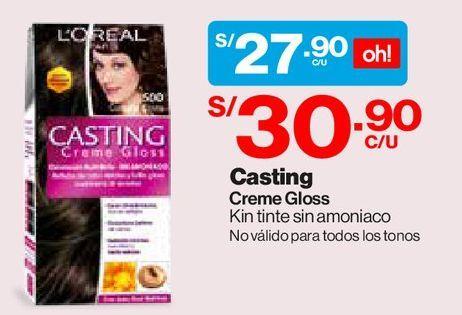Oferta de Tinte para Cabello Casting Creme Gloss Chocolate # 535 - Caja 1 UN por S/ 27,9