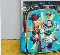 Oferta de Mochilas escolares Toy Story por S/ 114.9