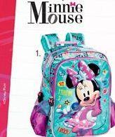 Oferta de Mochila infantil Minnie Mouse por S/ 99.9
