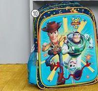 Oferta de Mochilas escolares Toy Story por S/ 102.9