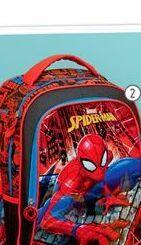 Oferta de Mochilas escolares Spiderman por S/ 89.9