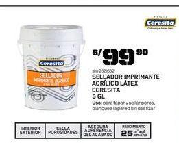 Oferta de Sellador ceresita por S/ 99.9