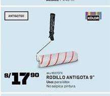 Oferta de Rodillo Kolor por S/ 17.9