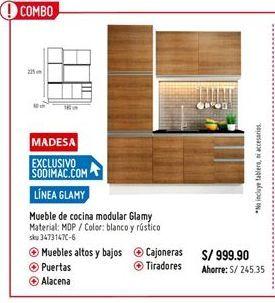 Oferta de Muebles de cocina por S/ 999.9