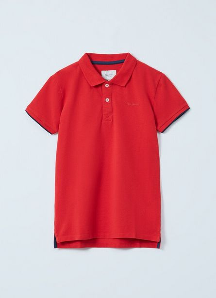 Oferta de THOR JR BASIC POLO SHIRT por S/ 35