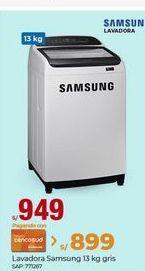 Oferta de Lavadoras Samsung por S/ 949