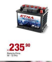 Oferta de Batería de carro ETNA por S/ 235,9