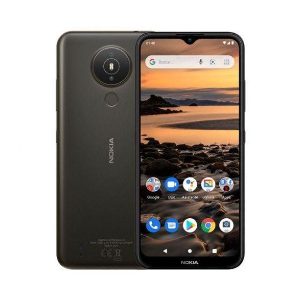 Oferta de Celular Libre Nokia 1.4 32GB 2GB RAM Gris por S/ 529