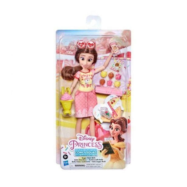 Oferta de  Disney Princess Muñeca Sugar Style Belle Hasbro  por S/ 51,96