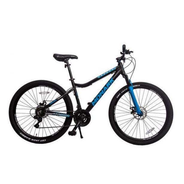 "Oferta de Bicicleta Monark Mirage Advanced Aro 27.5"" H Negro/Azul por S/ 1499"