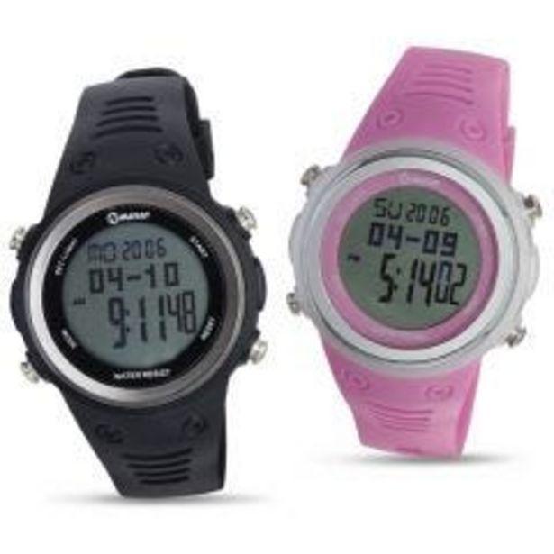 Oferta de Reloj Pulsera Sport  Miray RPMC-79N + Reloj Pulsera Sp... por S/ 149