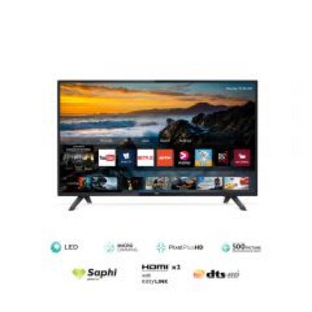 "Oferta de TV Philips LED HD Smart 32"" 32PHD5813 por S/ 699"