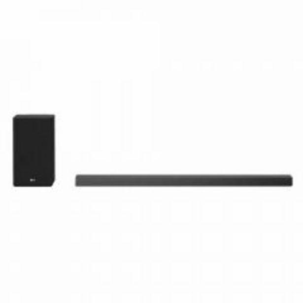 Oferta de Soundbar LG Dolby Atmos SN9YG (2020) por S/ 1449