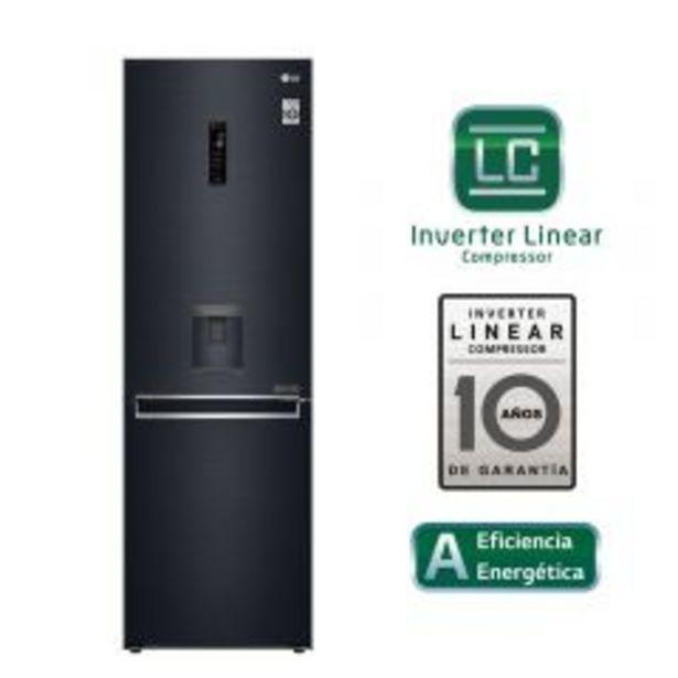 Oferta de Refrigeradora LG LB37WGT No Frost 336L por S/ 2299