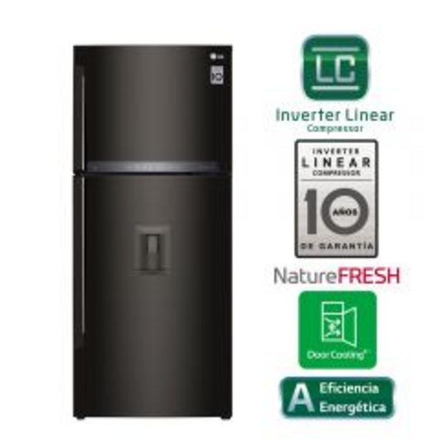 Oferta de Refrigeradora LG LT41AGD No Frost 396L por S/ 2449