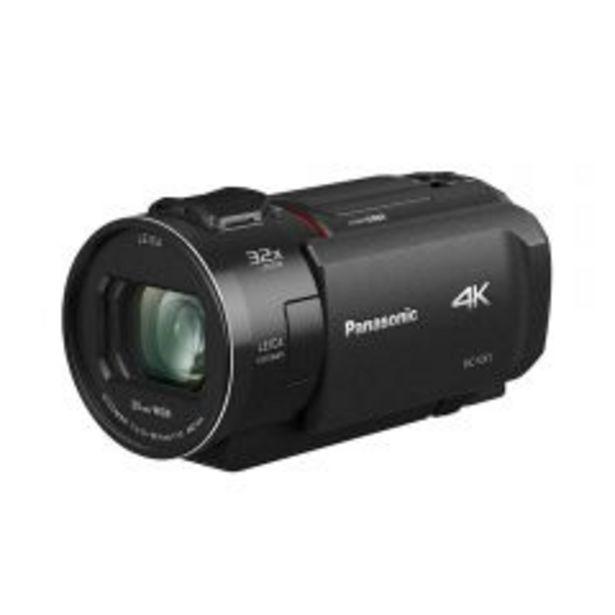 Oferta de Camara Video Panasonic  HCSD-VX1PP-K+MAL+TARJ       por S/ 3299