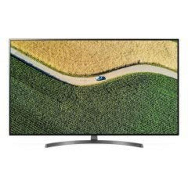 "Oferta de TV LG OLED 4K UHD Smart 55"" OLED55B9 por S/ 5999"