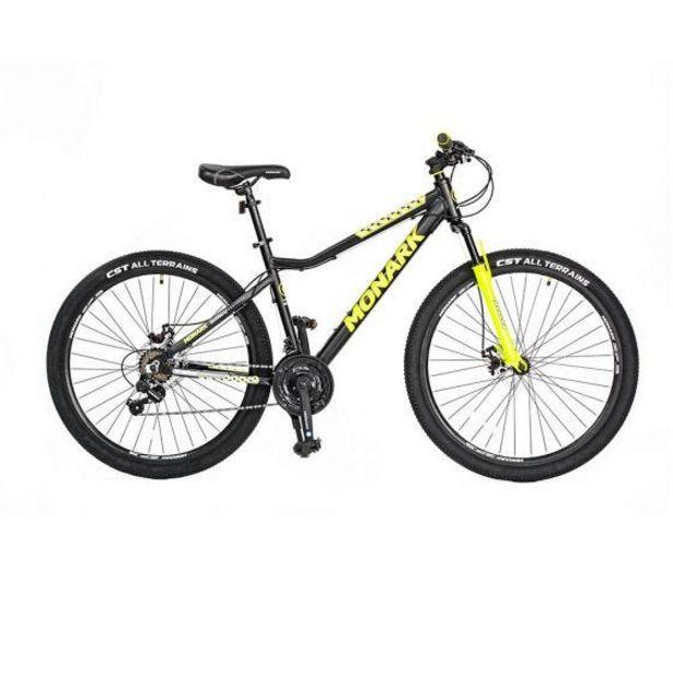 "Oferta de Bicicleta Monark Mirage Advanced Aro 27.5"" H Negro/Verde por S/ 1499"