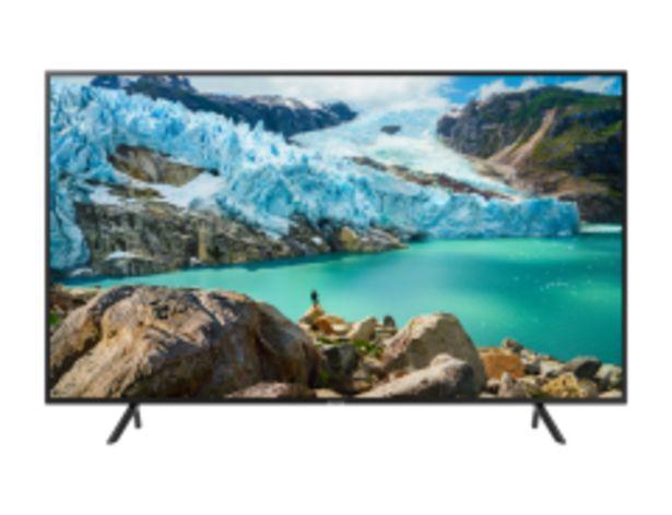 "Oferta de TV Samsung LED 4K UHD Smart 55"" UN55RU7100 por S/ 1699"