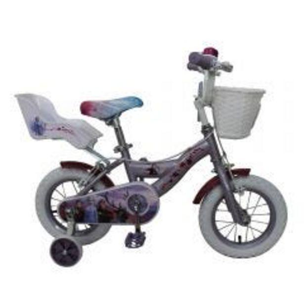 """Oferta de Bicicleta Monark Frozen Team Aro 12"""" Lila por S/ 429"""