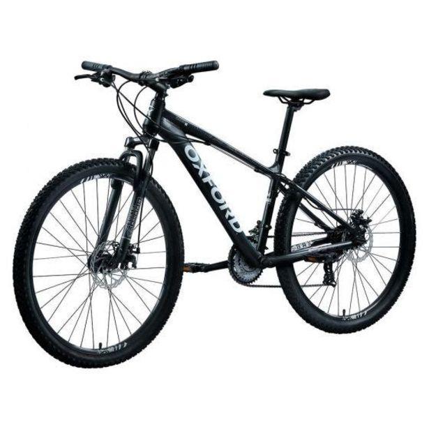 "Oferta de Bicicleta Oxford 27.5"" Merak 1 21V S Negro/Blanco por S/ 1799"