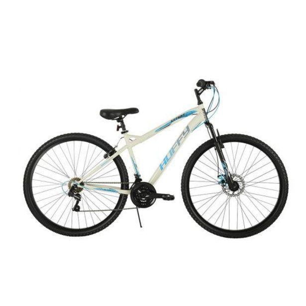 "Oferta de Bicicleta Huffy MTB Extent Aro 29"" Blanco/Azul por S/ 999"
