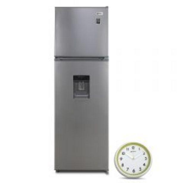 Oferta de Refrigeradora Miray RM-248HID No Frost 248L + Reloj Pa... por S/ 1199