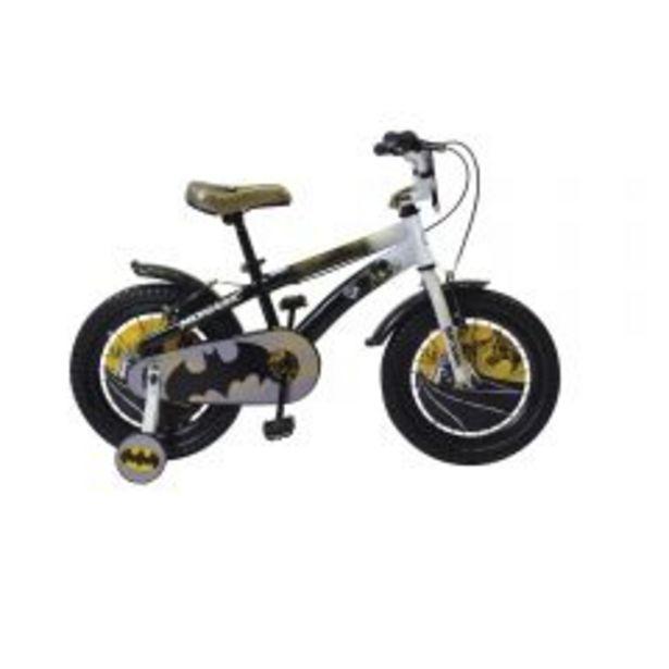 """Oferta de Bicicleta Monark Batman Aro 16"""" Negro por S/ 499"""