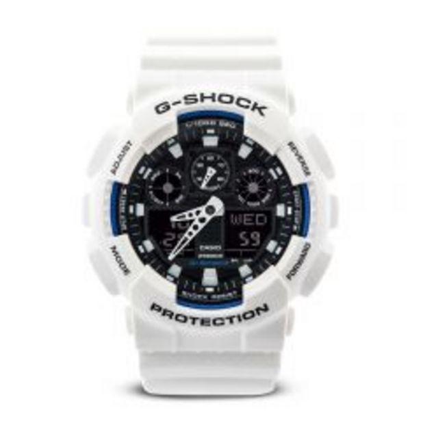 Oferta de Reloj Pulsera Casio G-SHOCK/ GA-100B-7ADR por S/ 499