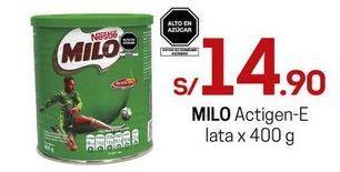 Oferta de Complementos Milo por S/ 14,9